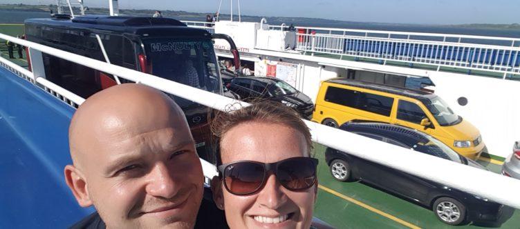 Hannes & Jenny's Anniversary Trip on the Wild Atlantic Way