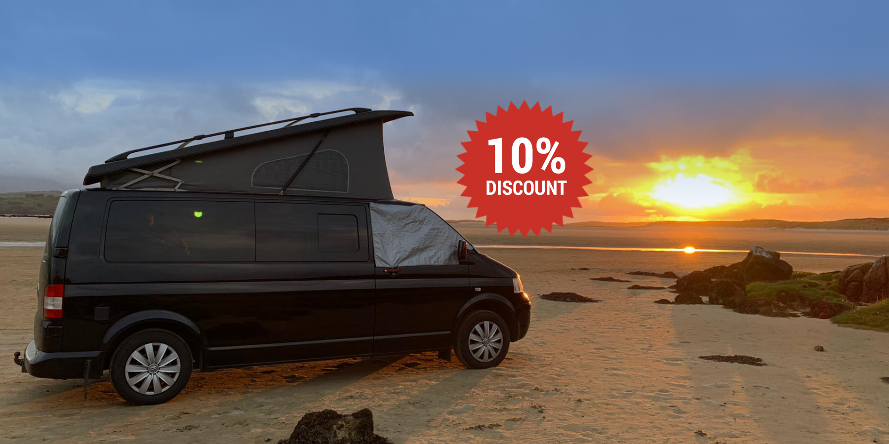 Early Bird Discount 2019 Lazy Days Camper Hire