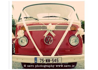 Lazy Days Rocky Vintage VW Campervan