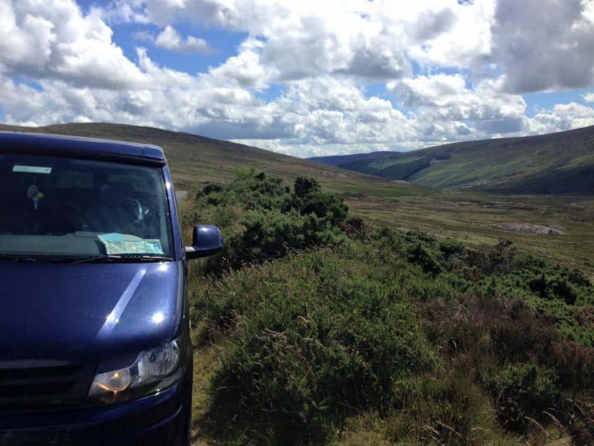 Lazydays, Big Blue T5 Volkswagen Van
