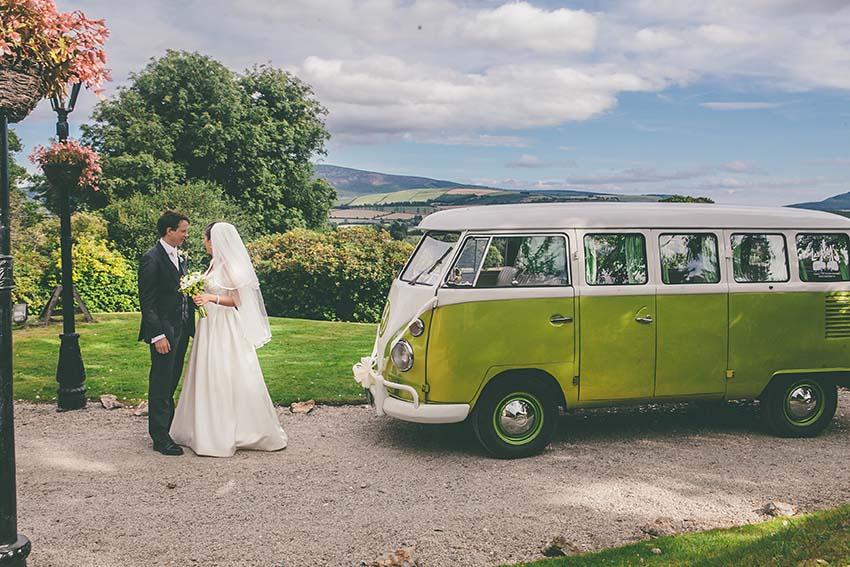Vintage VW Weddings by Lazy Days