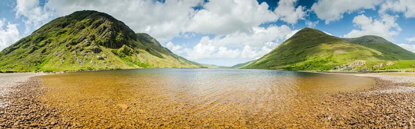 Doolough Panaramic Vew