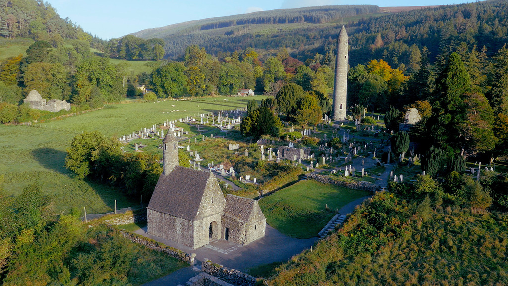 glendalough is wicklow 39 s no 1 visitor attraction lazy