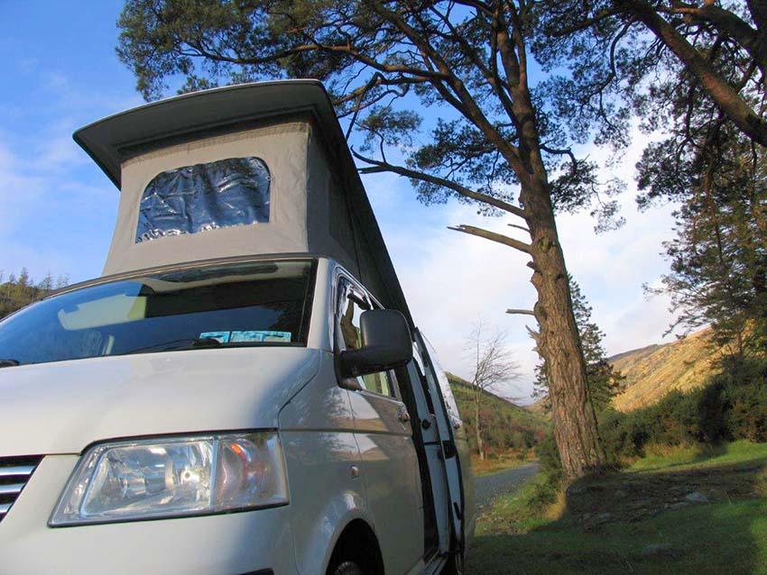 Lazydays, Snow T5 Volkswagen Van