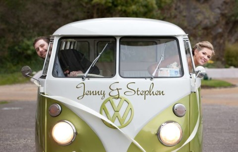 Jenny & Stephen in Splitty