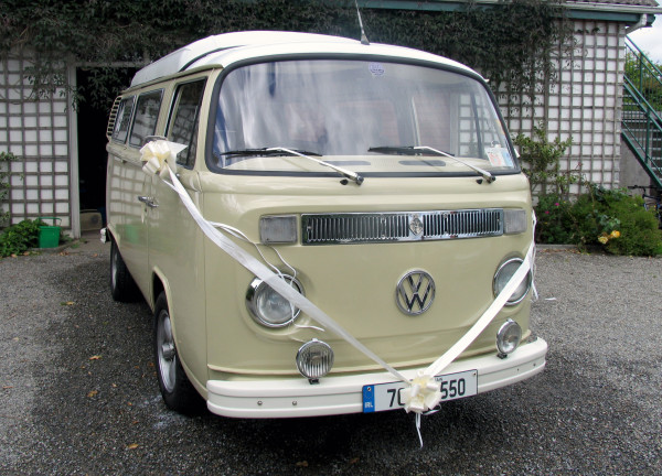 Vintage Vw Wedding Car Hire Lazy Days Vw Camper Hire Ireland
