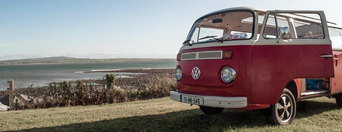 Rocky, Lazy Days Vintage VW Camper