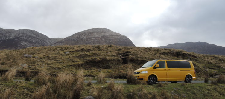 Ade & Jorgen take Tonka on the Wild Atlantic Way