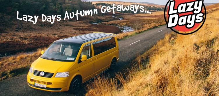 Lazy Days Autumn Getaways in Wicklow