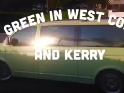 June & Clare take Green to Cork & Kerry