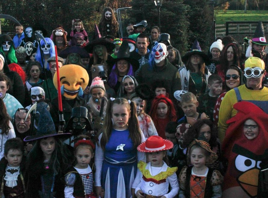 Hidden Valley Halloween Monster Mash Wicklow