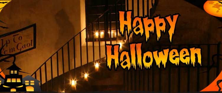 Halloween @ Wicklow Gaol
