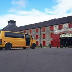 Jameson Distillery Lazy Days Campervan Hire
