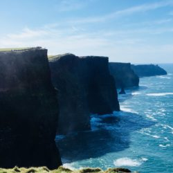 Ireland Cliffs Mohar Wild Atlantic Way