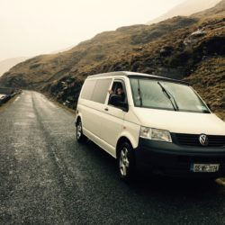 Lazy Days Camper Hire Wild Atlantic Way