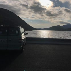 Home is where you park it on the Wild Atlantic Way