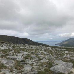 Views from Croagh Patrick Mountain Mayo Wild Atlantic Way