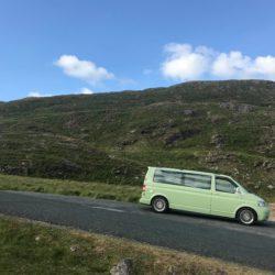 Lazy Days Camper Touring Ireland