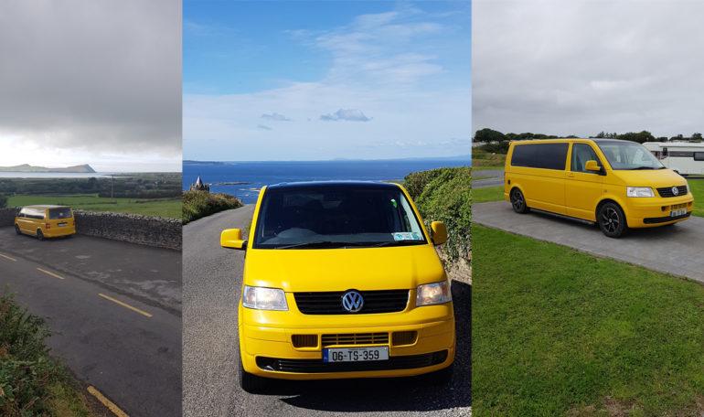 Tonka touring Ireland