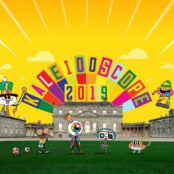 Kalidoscope Music & Arts Festival June 2019 Russborough House Wicklow