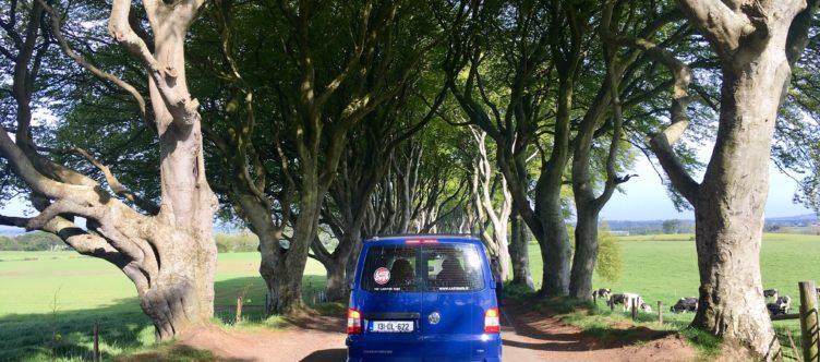 Fabi & Marketa's Wild Atlantic Road Trip