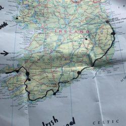 Ireland Road Trip Lazy Days Campervan
