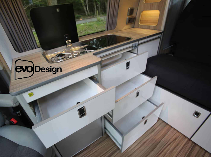 Evodesign Camping Interior Furniture