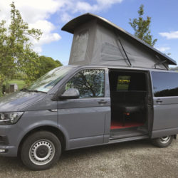 Flint Lazy Days Camper Conversion 4 Berth Pop Top