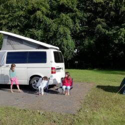 Lough Key Campsite