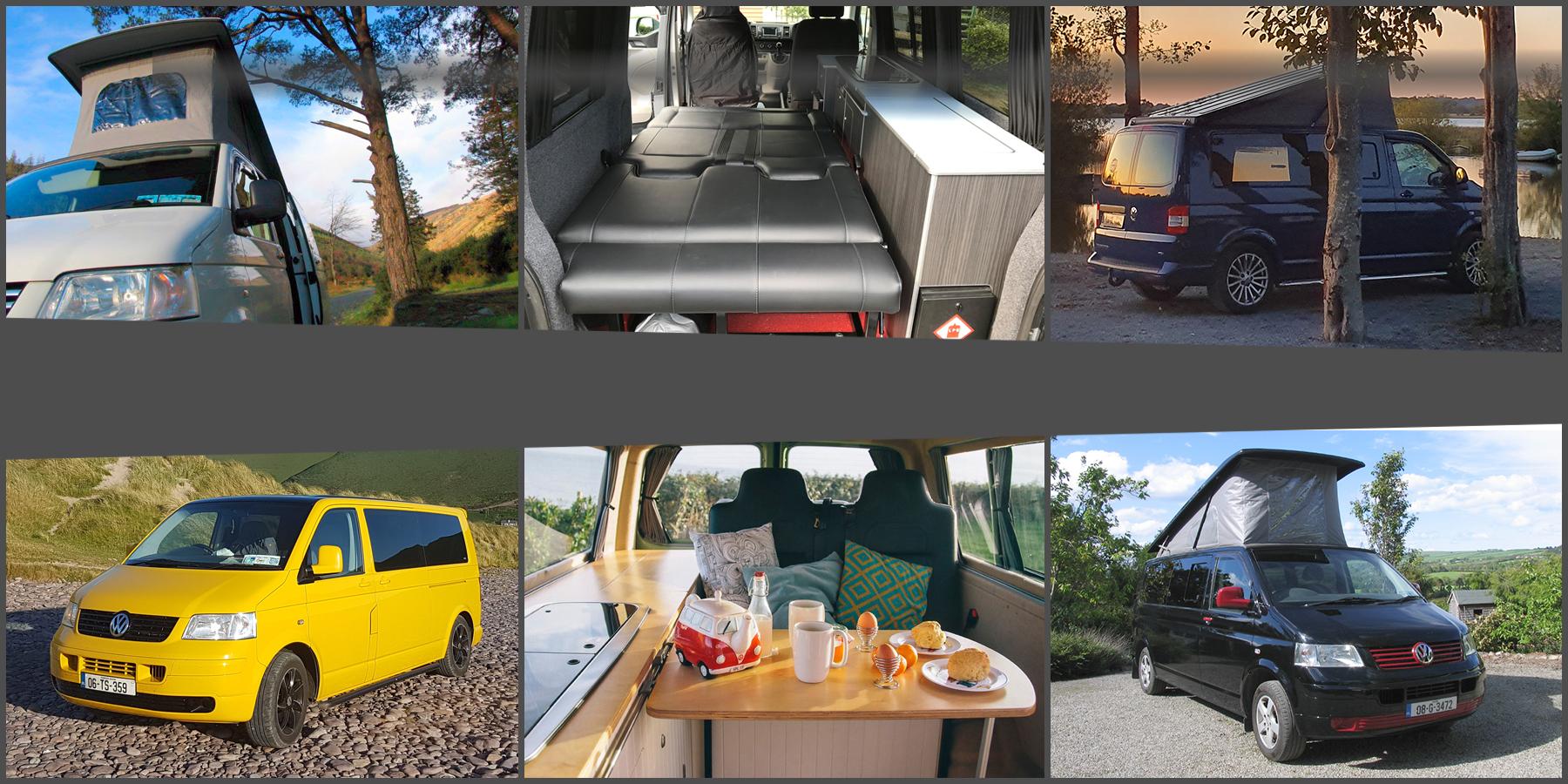 Lazy Days VW Camper Conversion Service