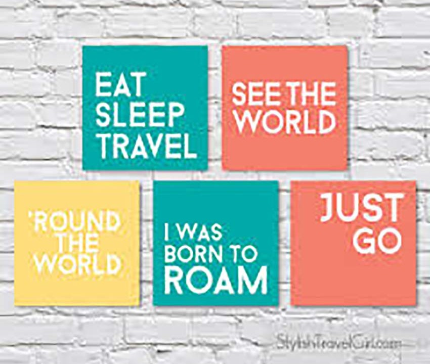 Eat Sleep Travel