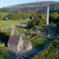 Monastic Site, Glendalough, Wicklow, Discover Ireland with Lazydays