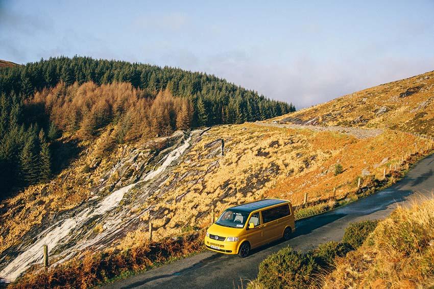 Lazydays, Tonka, T5 Volkswagen Van
