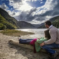 Glendalough Valley, Wicklow, Ireland