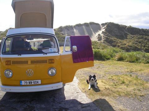 Lazy Days Vintage VW Camper Sonny