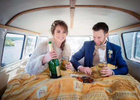 Brian & Sharon's Wedding in Splitty
