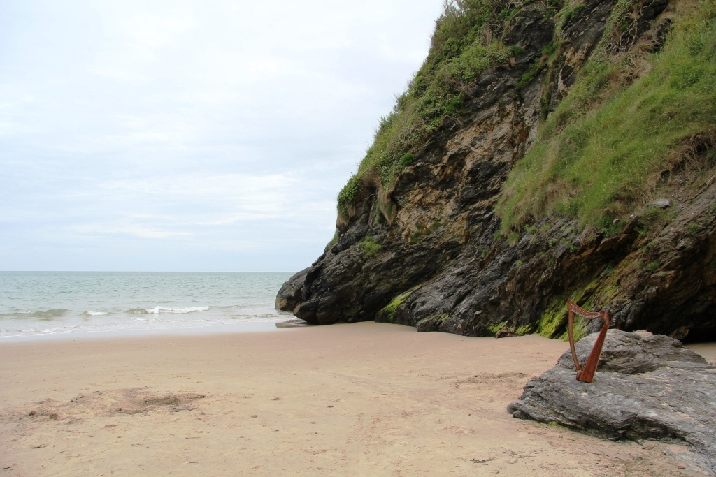 Silver Strand Beach, County WIcklow