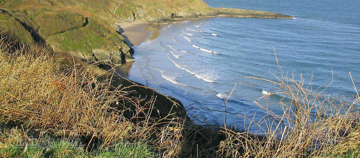Silver Strand Beach WIcklow