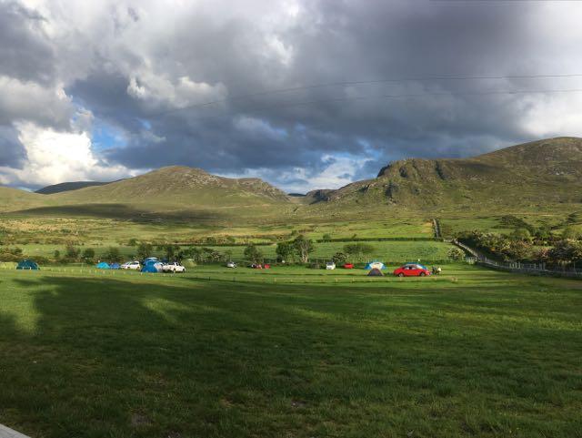 Big-Blue-Meelmore-Campsite-Mourne-Mountains