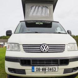 Jaws Lazy Days VW Camper