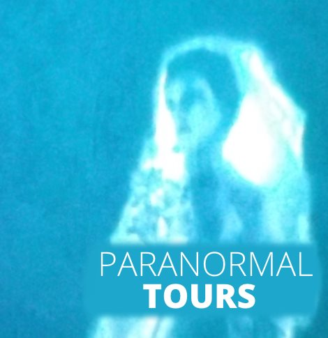 Wicklow Gaol Halloween Paranormal Tours