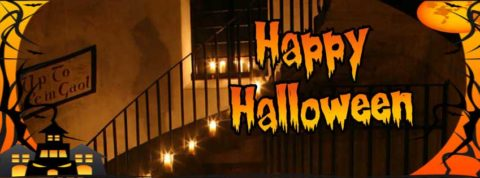 Wicklow Gaol Happy Halloween