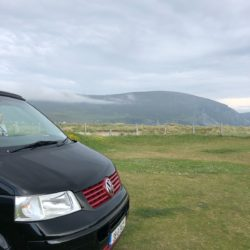 Bandit on Achill Island in Mayo on the Wild Atlantic Way