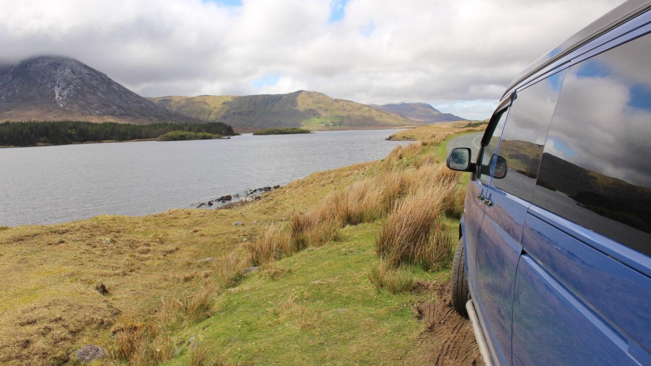 Lakes Mountains Connemara Lazy Days Road Trip