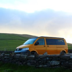 Lazy Days Campers Touring Ireland
