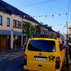 Lazy Days Colourful Irish Streets