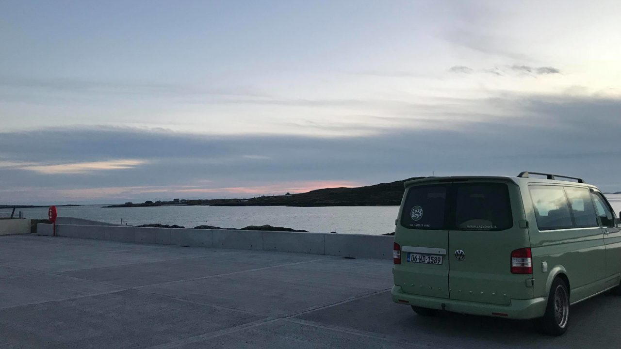 Lazy Days Camper Touring West of Ireland