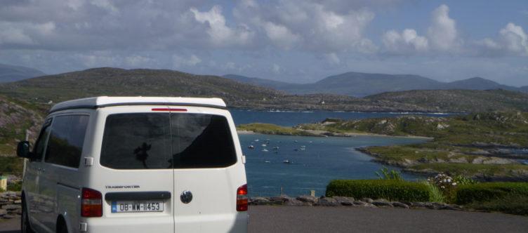 From Mizen Head to Connemara