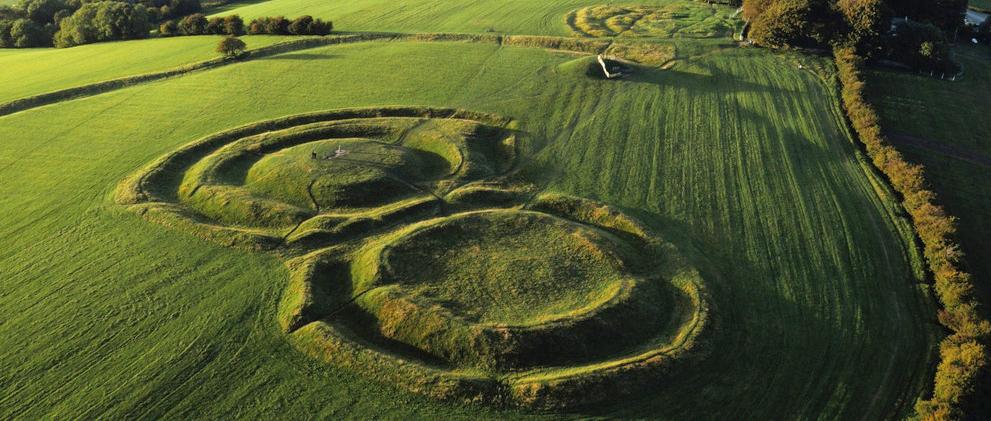 Hill of Tara Irelands Ancient East