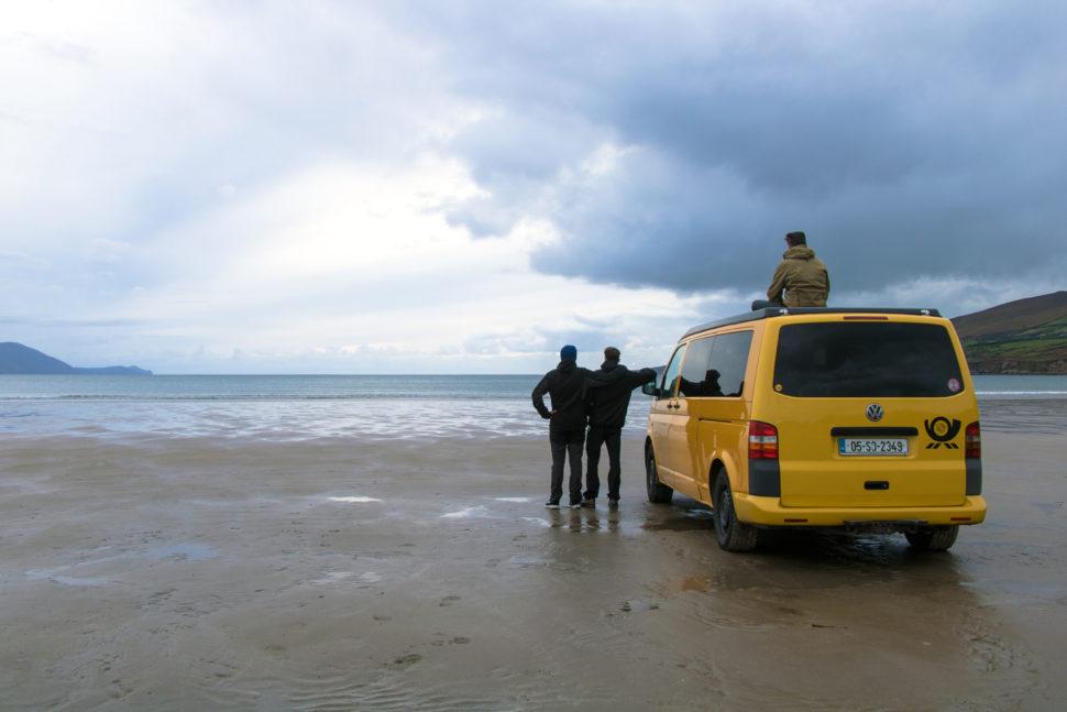 Lazy Days Road Trip Wild Atlantic Way Dingle Kerry Ireland